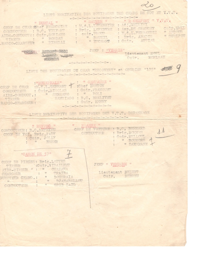 TABLEAU CHARS/EQUIPAGE 2et 3/12EME CUIR (MAJ: 01/10/18) Liste_11