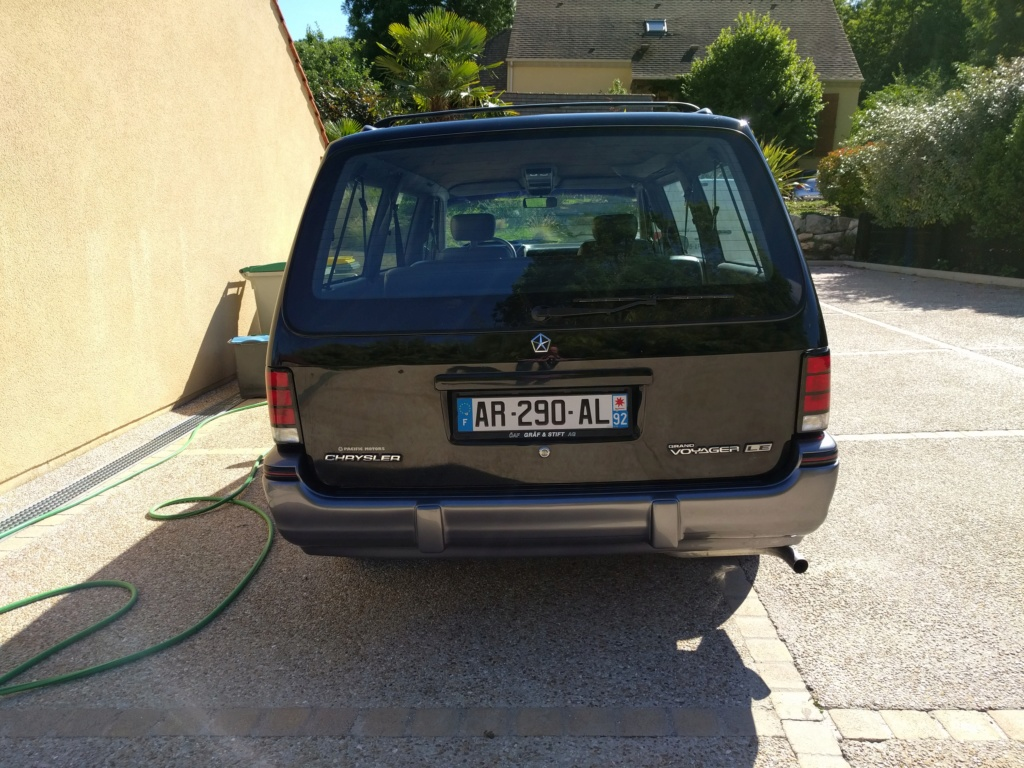 Chrysler Grand Voyager LE V6 1991 Img_2012