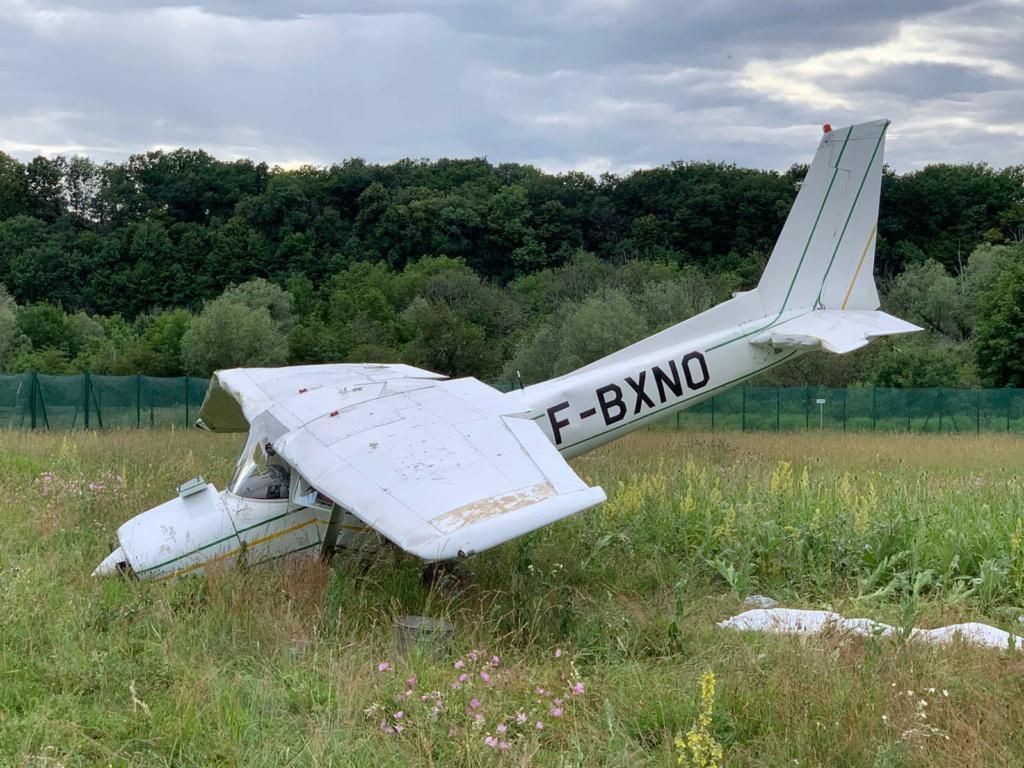 Complément maintenance des avions Crash10