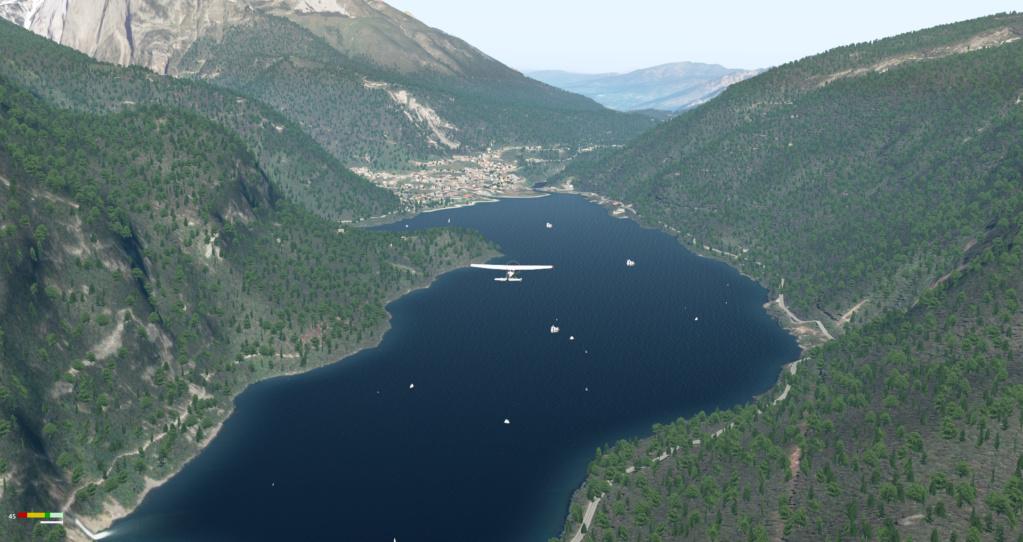 Survol du lac de Garde Lac_di11