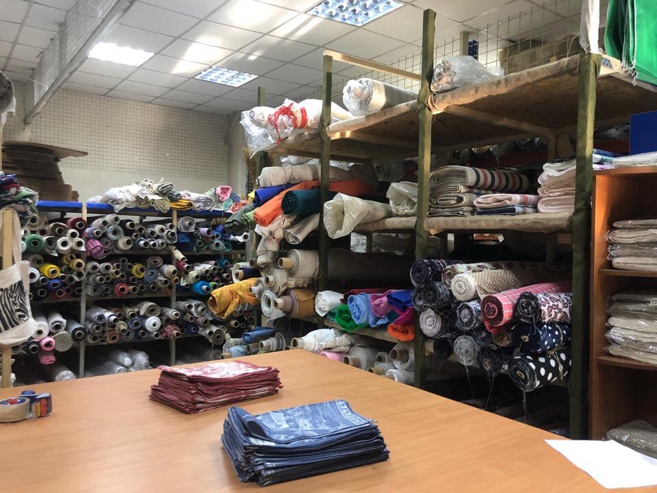 Льняные ткани и домашний текстиль 227