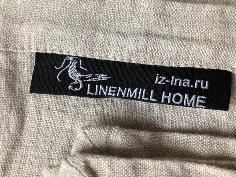 Льняные ткани и домашний текстиль 326