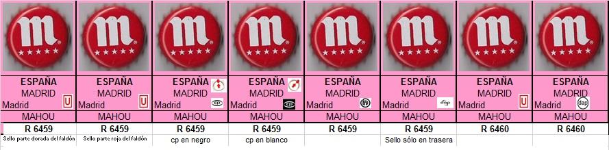 Chapa Mahou 5 estrellas 0_maho13