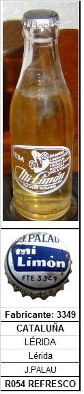 Envase R054 Mi limón R054_m10