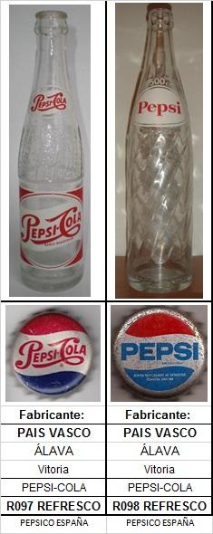 Envase R097-R098 Pepsi R097-r10