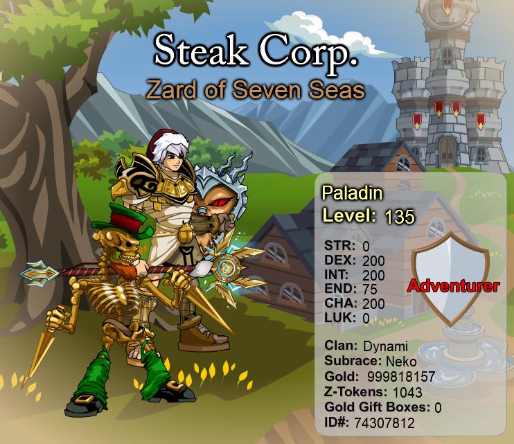 [AQ] Steak Corp. :: 1 000 000 000 GOLD !!! One_mo10