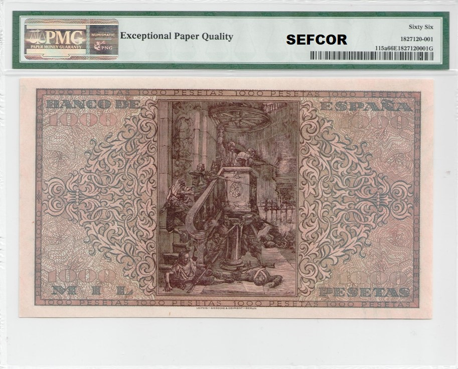 Colección de billetes españoles, sin serie o serie A de Sefcor - Página 4 32572311