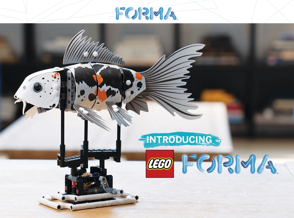 Lego FORMA Highre10