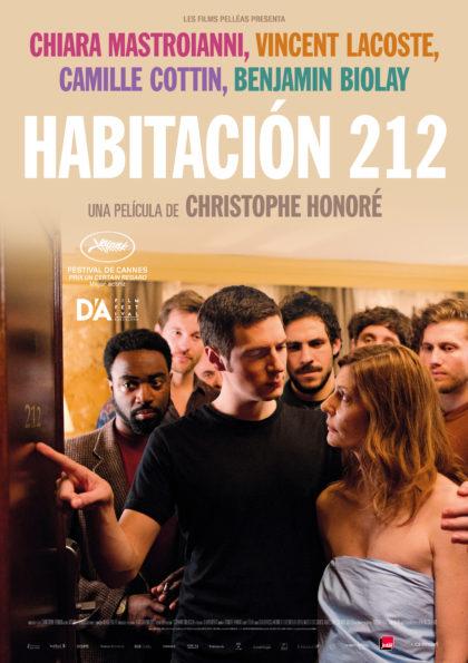 LA ÚLTIMA PELÍCULA QUE HAS VISTO... ¡EN EL CINE! - Página 16 Habita10
