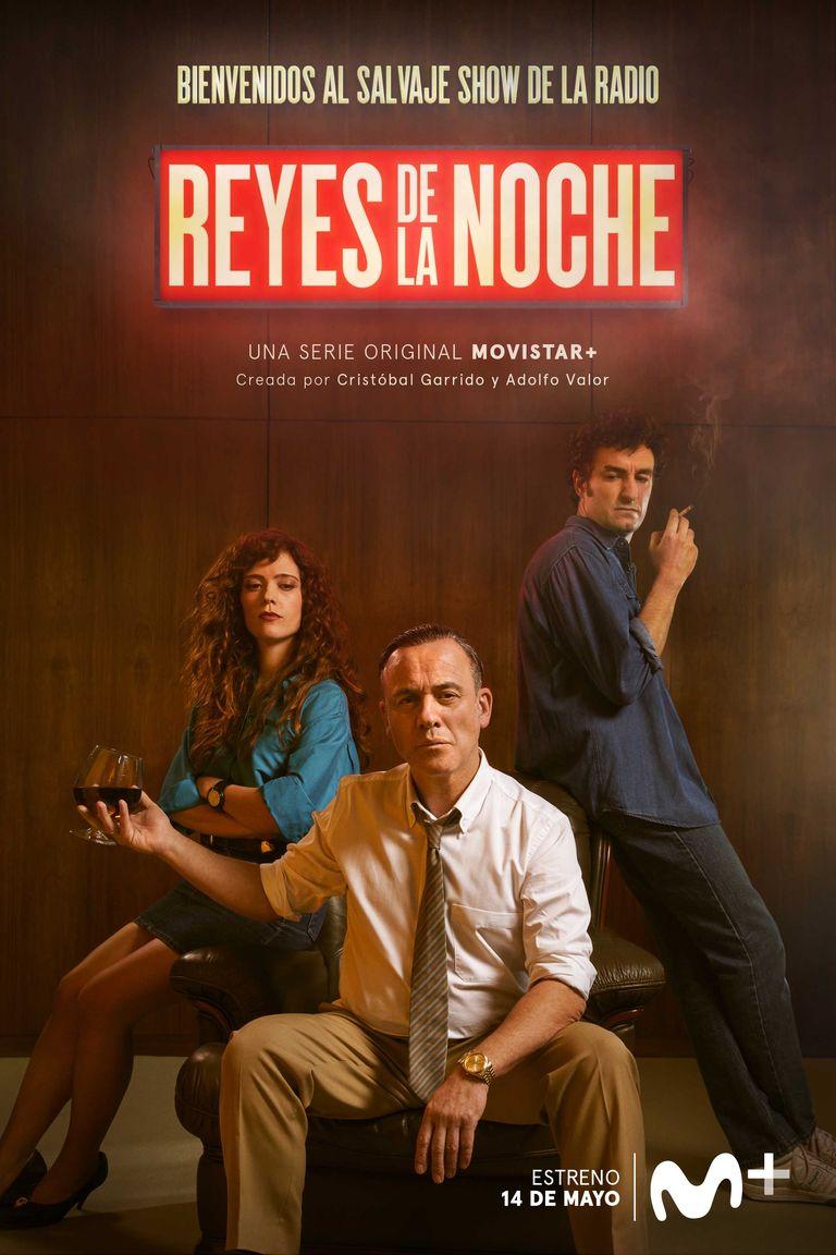 """""""LOS REYES DE LA NOCHE"""". SERIE ESPAÑOLA DE MOVISTAR+ SOBRE J. Mª GARCÍA Y DE LA MORENA. Reyes10"""