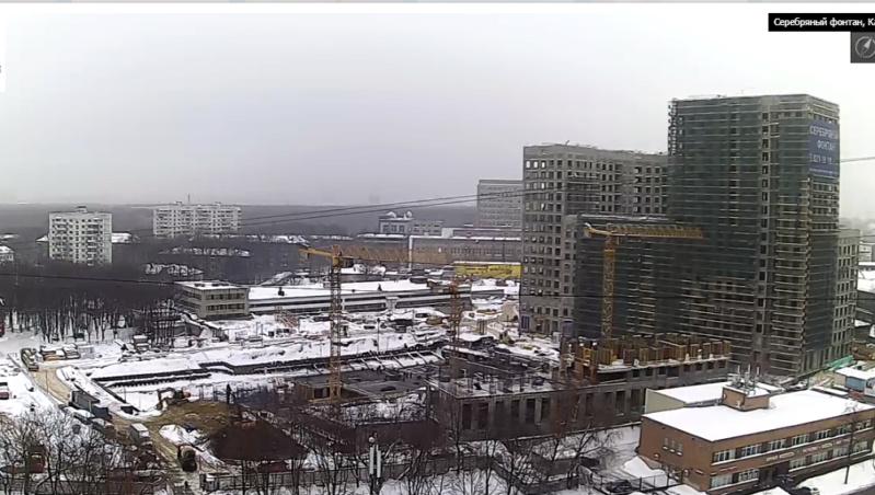 Веб-камеры на площадке строительства ЖК «Серебряный фонтан»  - Страница 8 10310