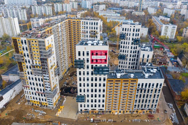 Новый проект Эталона в Москве - ЖК «Нормандия»  - Страница 7 216