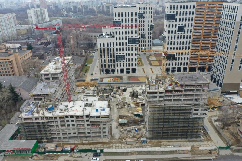 Новый проект Эталона в Москве - ЖК «Нормандия»  - Страница 9 221