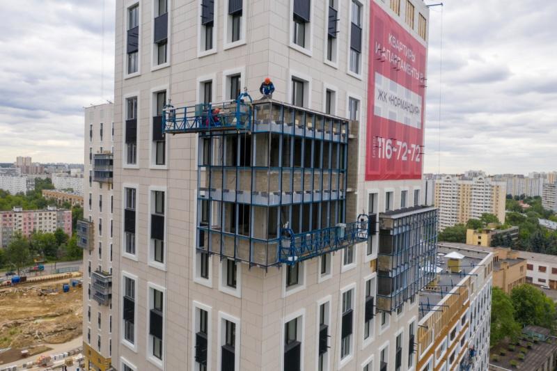 Новый проект Эталона в Москве - ЖК «Нормандия»  - Страница 6 22310