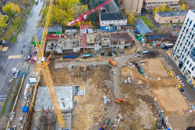 Новый проект Эталона в Москве - ЖК «Нормандия»  - Страница 7 3110