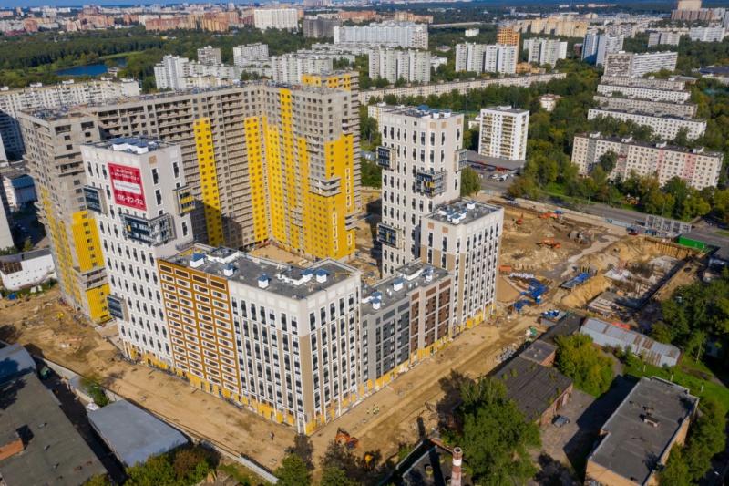 Новый проект Эталона в Москве - ЖК «Нормандия»  - Страница 6 3312
