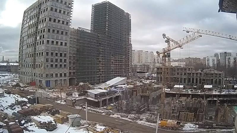 Веб-камеры на площадке строительства ЖК «Серебряный фонтан»  - Страница 8 5210
