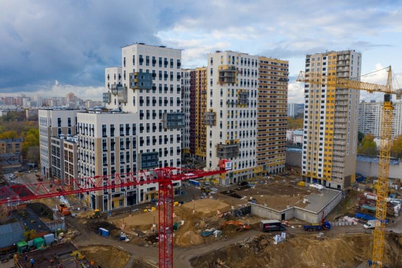 Новый проект Эталона в Москве - ЖК «Нормандия»  - Страница 7 5510