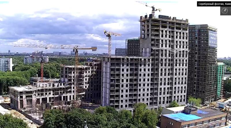 Веб-камеры на площадке строительства ЖК «Серебряный фонтан»  - Страница 12 6tmr9210