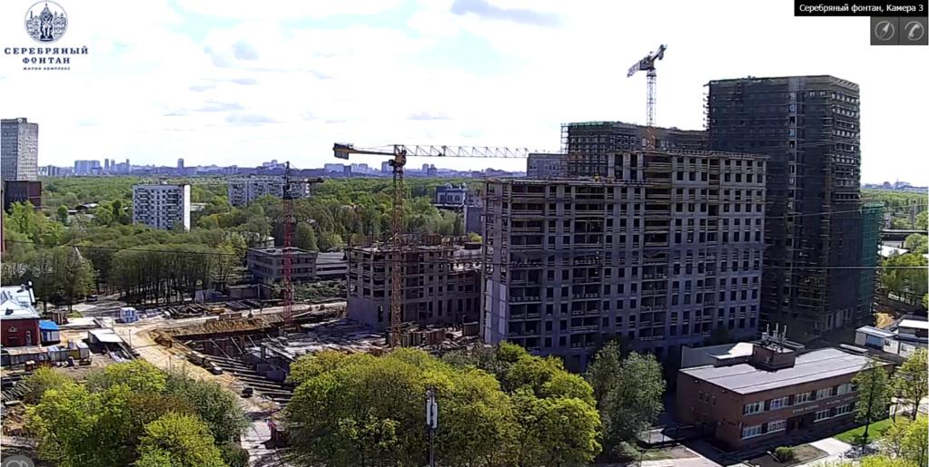 Веб-камеры на площадке строительства ЖК «Серебряный фонтан»  - Страница 10 Ia4sb710