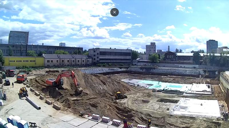 Веб-камеры на площадке строительства ЖК «Серебряный фонтан»  - Страница 12 Pkjjnh10
