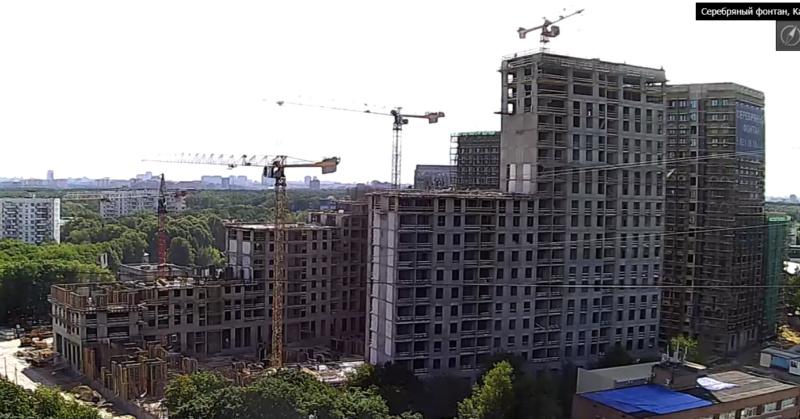 Веб-камеры на площадке строительства ЖК «Серебряный фонтан»  - Страница 12 Sogw8t10