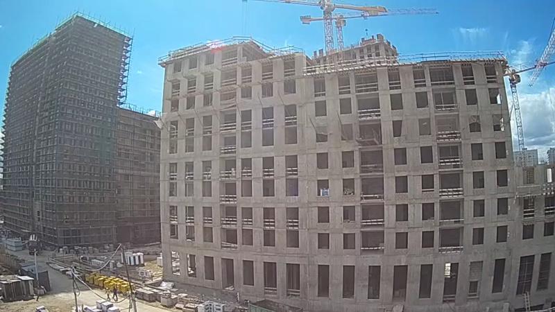 Веб-камеры на площадке строительства ЖК «Серебряный фонтан»  - Страница 12 Vejxkk10