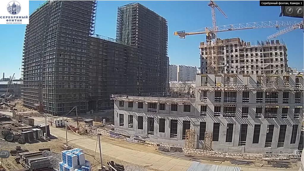 Веб-камеры на площадке строительства ЖК «Серебряный фонтан»  - Страница 10 Xqbqbp10