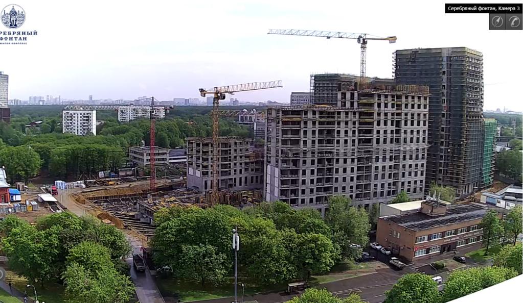Веб-камеры на площадке строительства ЖК «Серебряный фонтан»  - Страница 10 Yhzr0u10