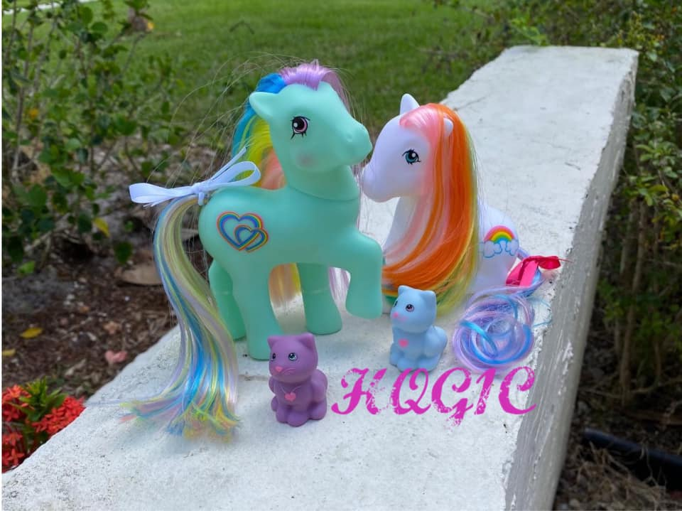 Star-Spangled - Date Night - Shells - Pony Friends Forever Con Twins + MORE! Rainbo10
