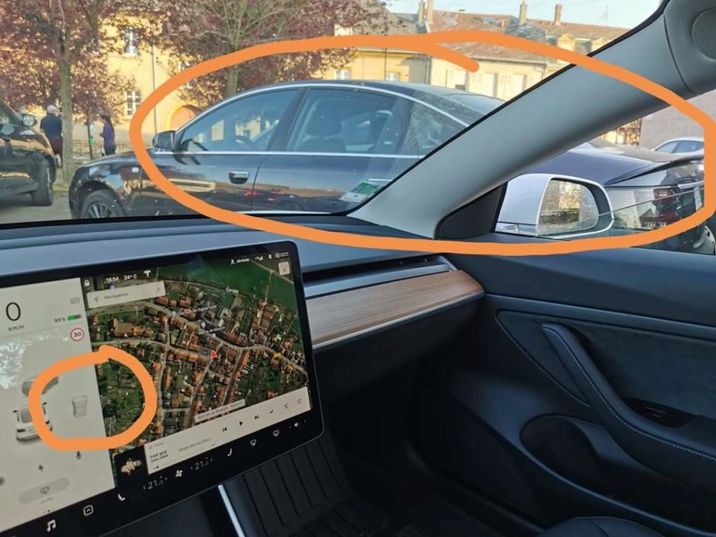 AutoPilot Tesla : Niveau 2 ou Niveau 3 ? - Page 12 Poubel10