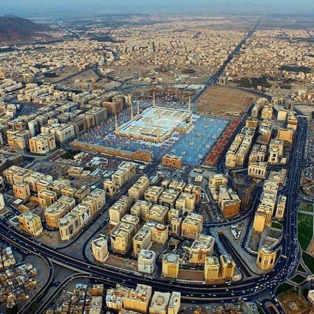 المدينة المنورة مدينة الحبيب المصطفي صل الله عليه و سلم رائعة بالصور 35941810