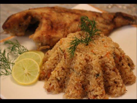 طريقة عمل أرز سمك زي المطاعم Fb_img17