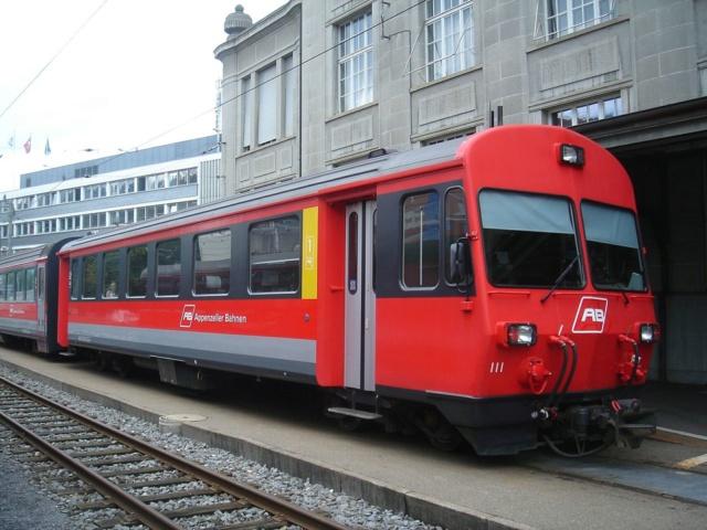 L'Achenseebahn; el cremallera Riggenbach entre Jenbach i Eben Ab_11110