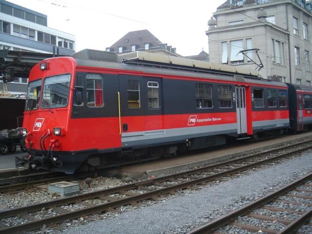 L'Achenseebahn; el cremallera Riggenbach entre Jenbach i Eben Ab_13_10