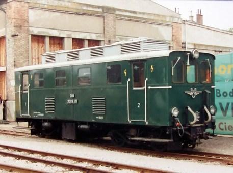 locomotora obb 293 Bbz_2011