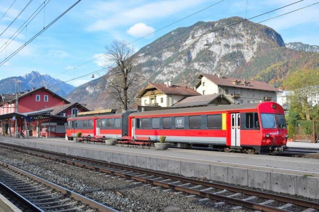 L'Achenseebahn; el cremallera Riggenbach entre Jenbach i Eben Dsc_0310