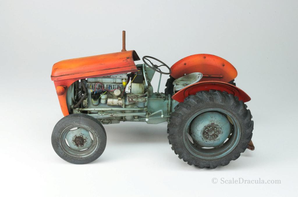 Tractor FERGUSON TE-20 Heller Heller11
