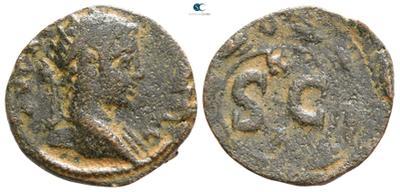 AE15 Provincial de Heliogábalo. (Seleucis and Pieria), Antioquía. 53905310