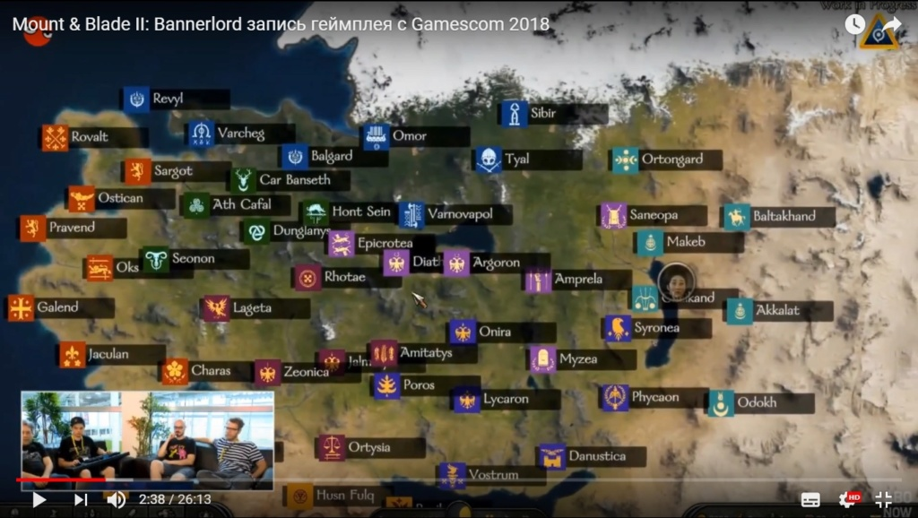 Mount and Blade II Bannerlord en la Gamescom 2018 Sin_tz10