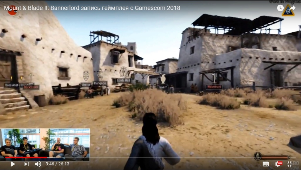 Mount and Blade II Bannerlord en la Gamescom 2018 Sin_tz11