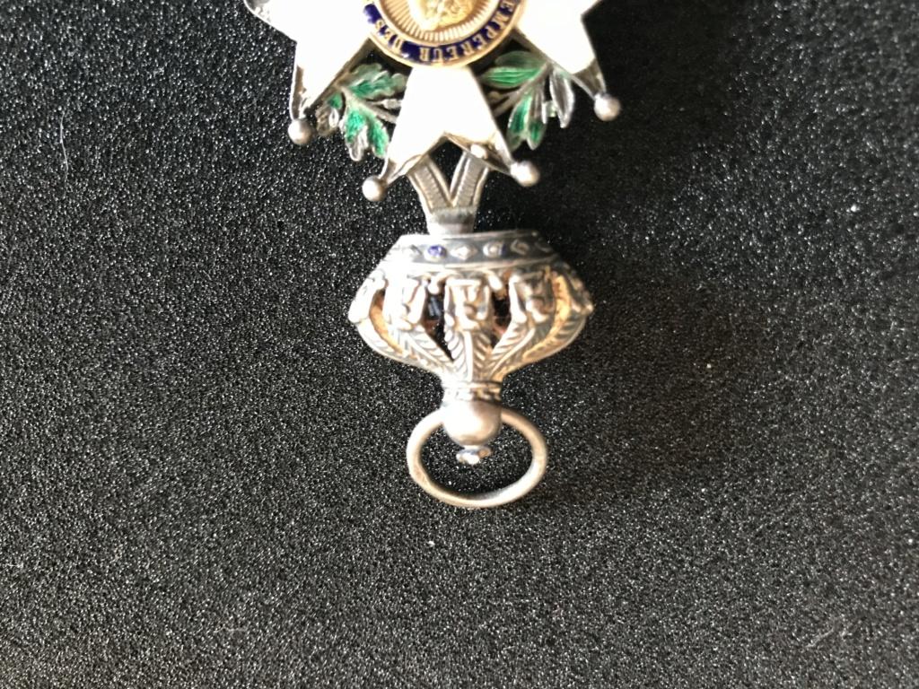 Légion d'honneur identification 29dc0810