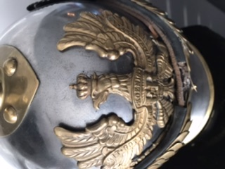 Opinion  casque cuirasser prussien 523ccd10