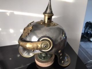 Opinion  casque cuirasser prussien 63766d10