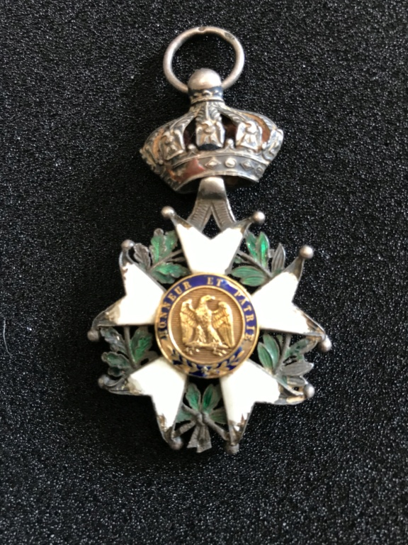 Légion d'honneur identification A004be10