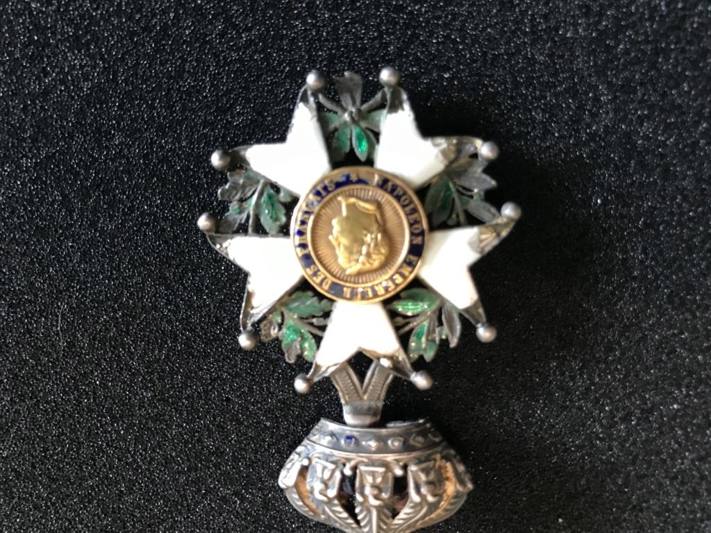Légion d'honneur identification D64c7f10