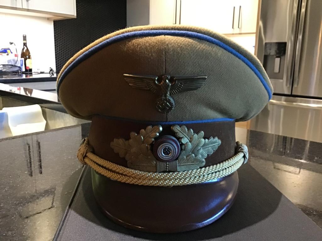 Nasdap casquette politische leiter  F4291910