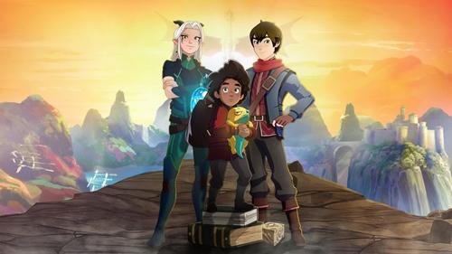 The Dragon Prince [Serie animada][Netflix] 85682410