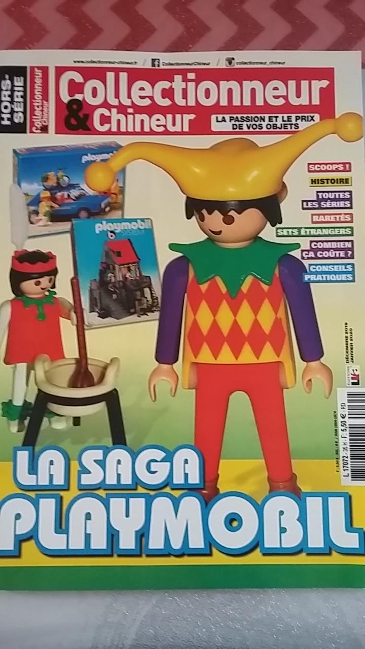 collectionneur et chineur : Playmobil 20200111