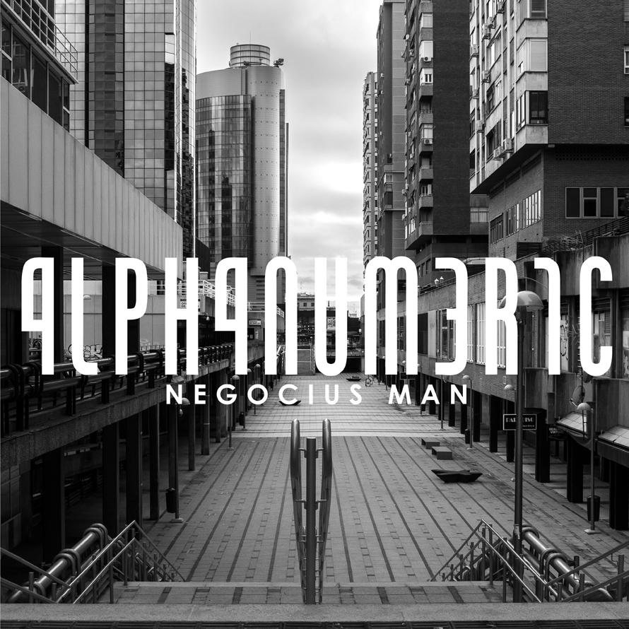 Negocius Man - Alphanumeric (MR013) [Microm Records]   Carpet10